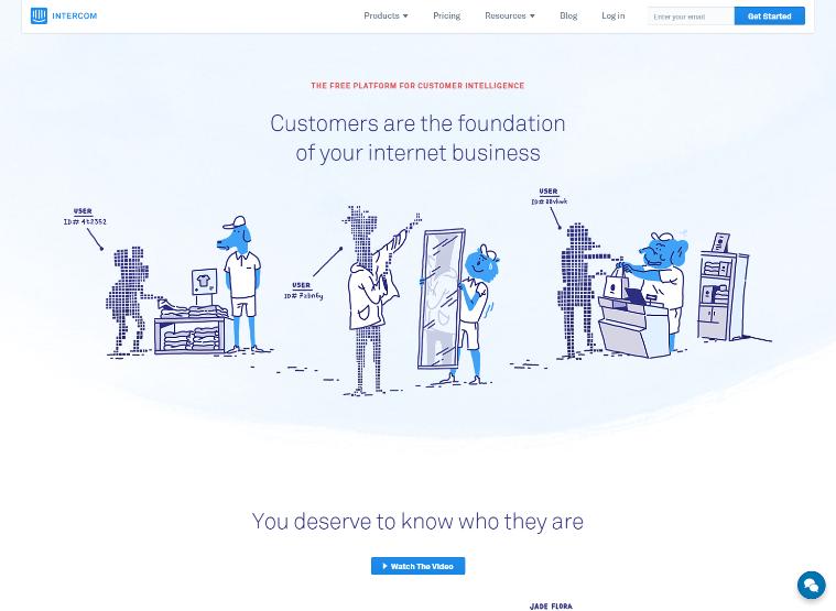 web design trends 2016 illustrations