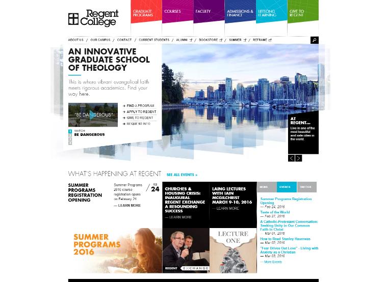 web design trends 2016 sliders