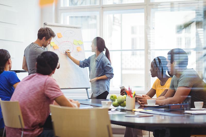 collaborative approach bespoke software development
