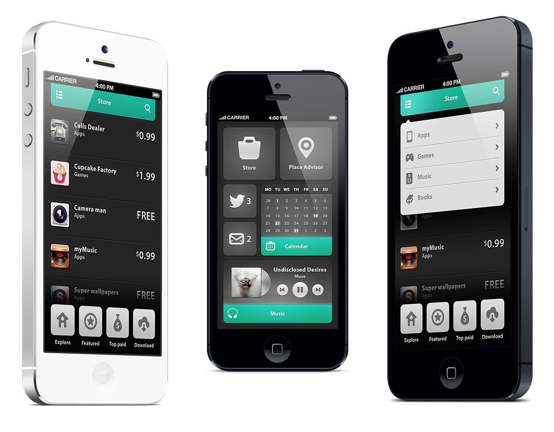 Mobile App Design 14 Trendy Color Schemes