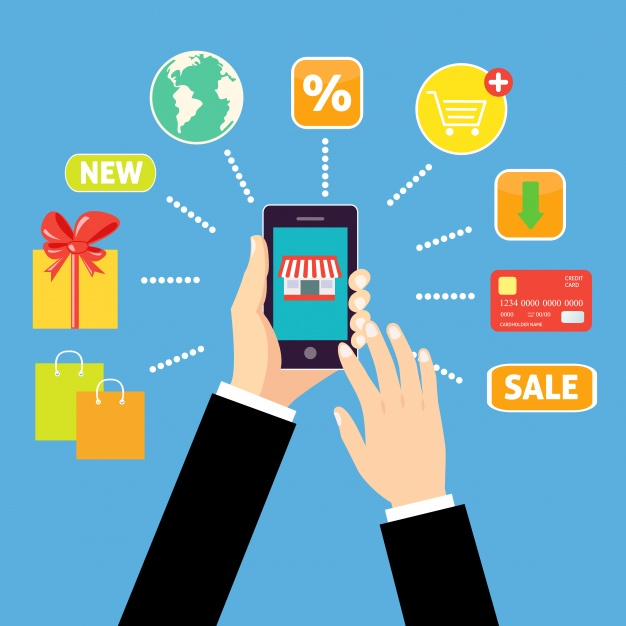 retail mobile apps segmentation