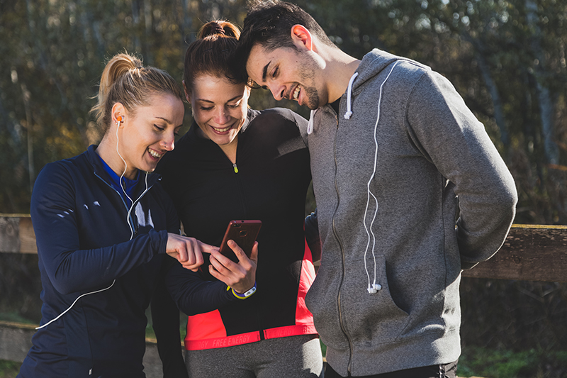 Popular fitness apps list by Adoriasoft Blog