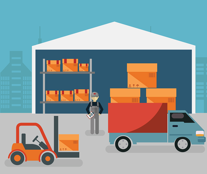 Reasons why the industry needs modern logistics apps by Adoriasoft Blog