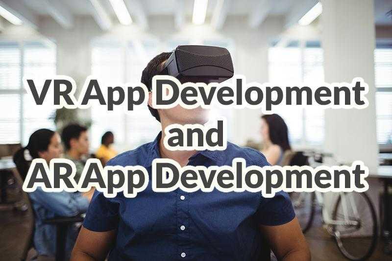 VR app development AR app development by Adoriasoft blog