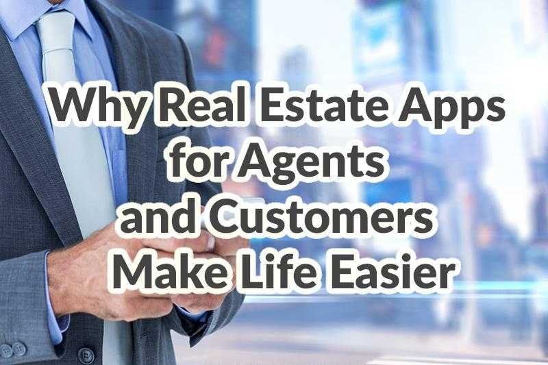 Why real estate apps for agents and customers make lif...			 		</div><!-- .entry-content --> 		 		<footer class=