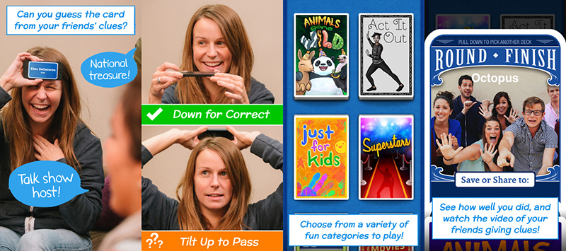 Heads Up Top 10 Word Card Games for Mobile Devices by Adoriasoft blog
