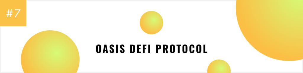 Oasis Protocol