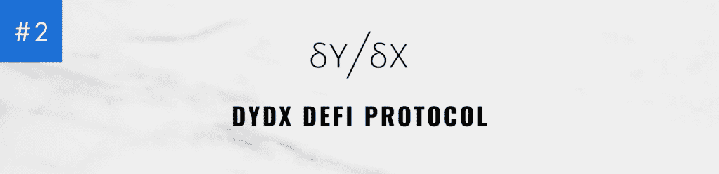 DYDX DeFi Protocol